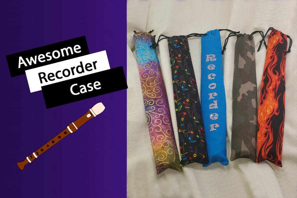 Awesome Easy recorder case