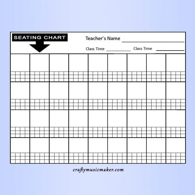 Seating Charts Made Easier!