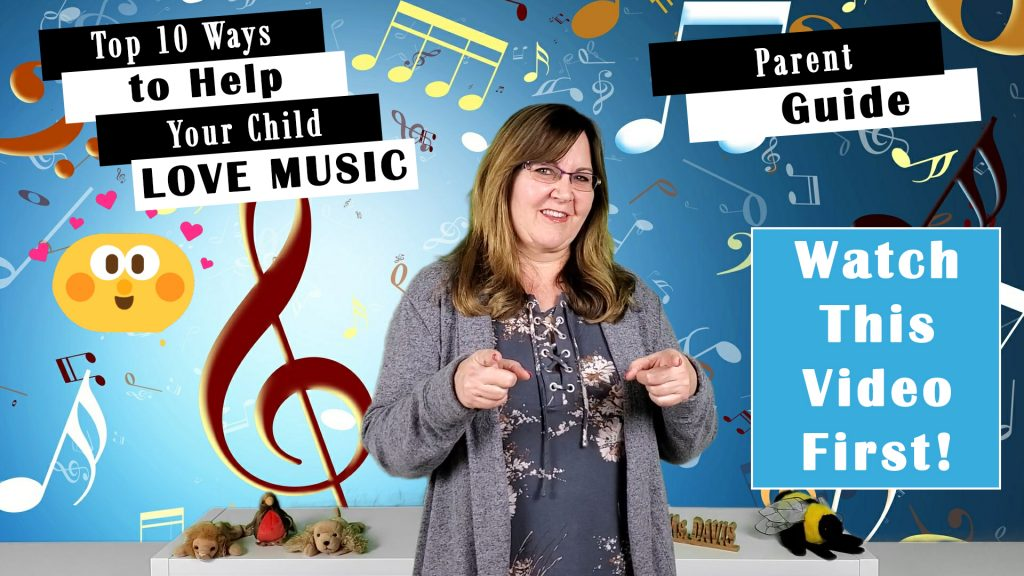 Top 10 Ways to Help Your Child Love Music